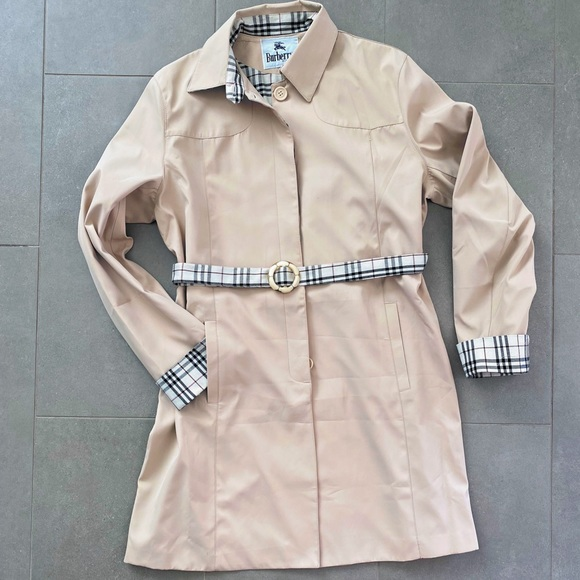 Burberry Vintage Trench Coat Women's one size